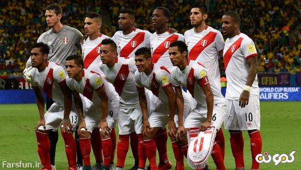 احتمال حذف پرو از جامجهانی و بازگشت ایتالیا