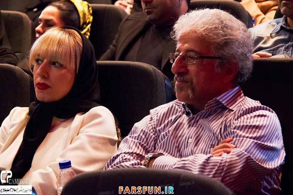 عکس جدید علیرضا خمسه با همسرش