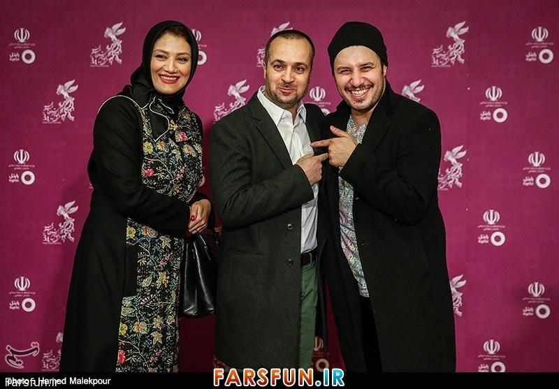 گزارش تصویری روز چهارم جشنواره ۳۴ فیلم فجر