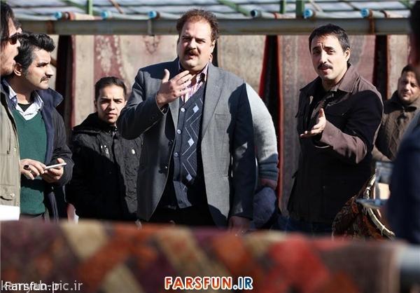 خلاصه داستان و عکسهای بازیگران سریال دودکش 2