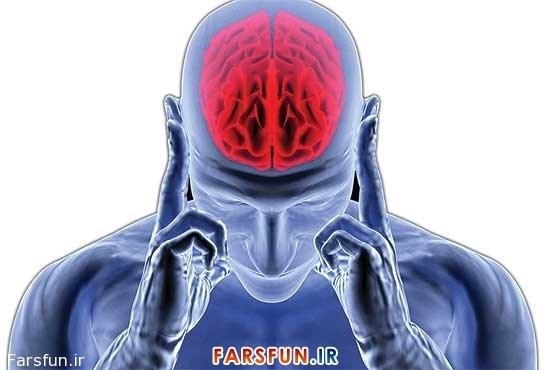 همه علائم سکته مغزی