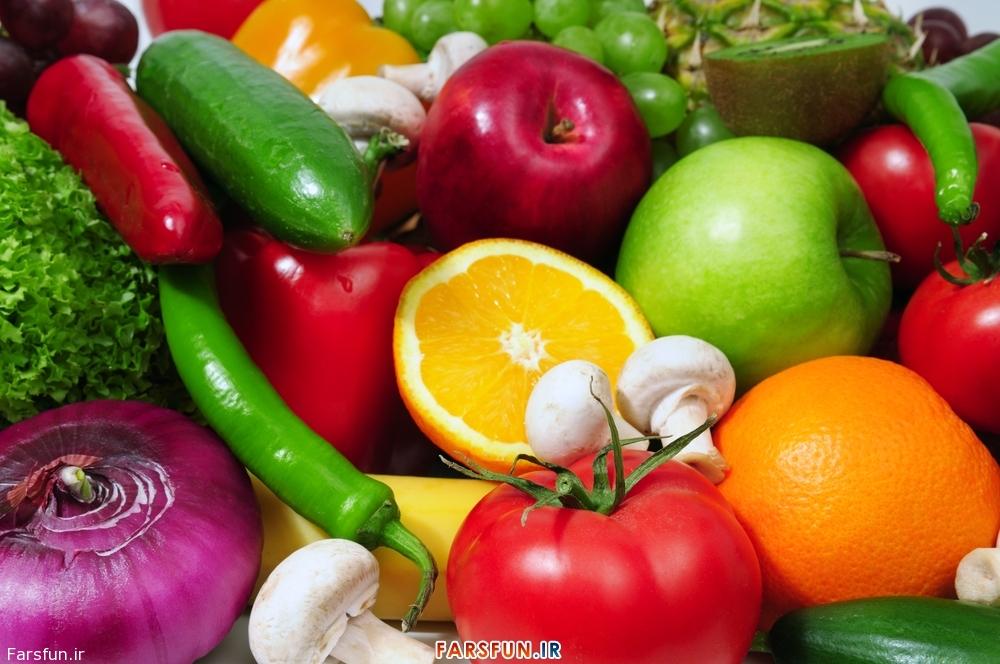 اهمیت مصرف میوه برای سیگاری ها