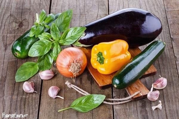۱۰ ماده غذایی قلیایی