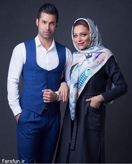 حواشی پیرامون محرومیت فروزان بخاطر عکس های همسرش! +تصاویر