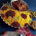 عکس غذای ایرانی خوشمزه