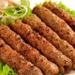 طرز تهیه کاکوری کباب