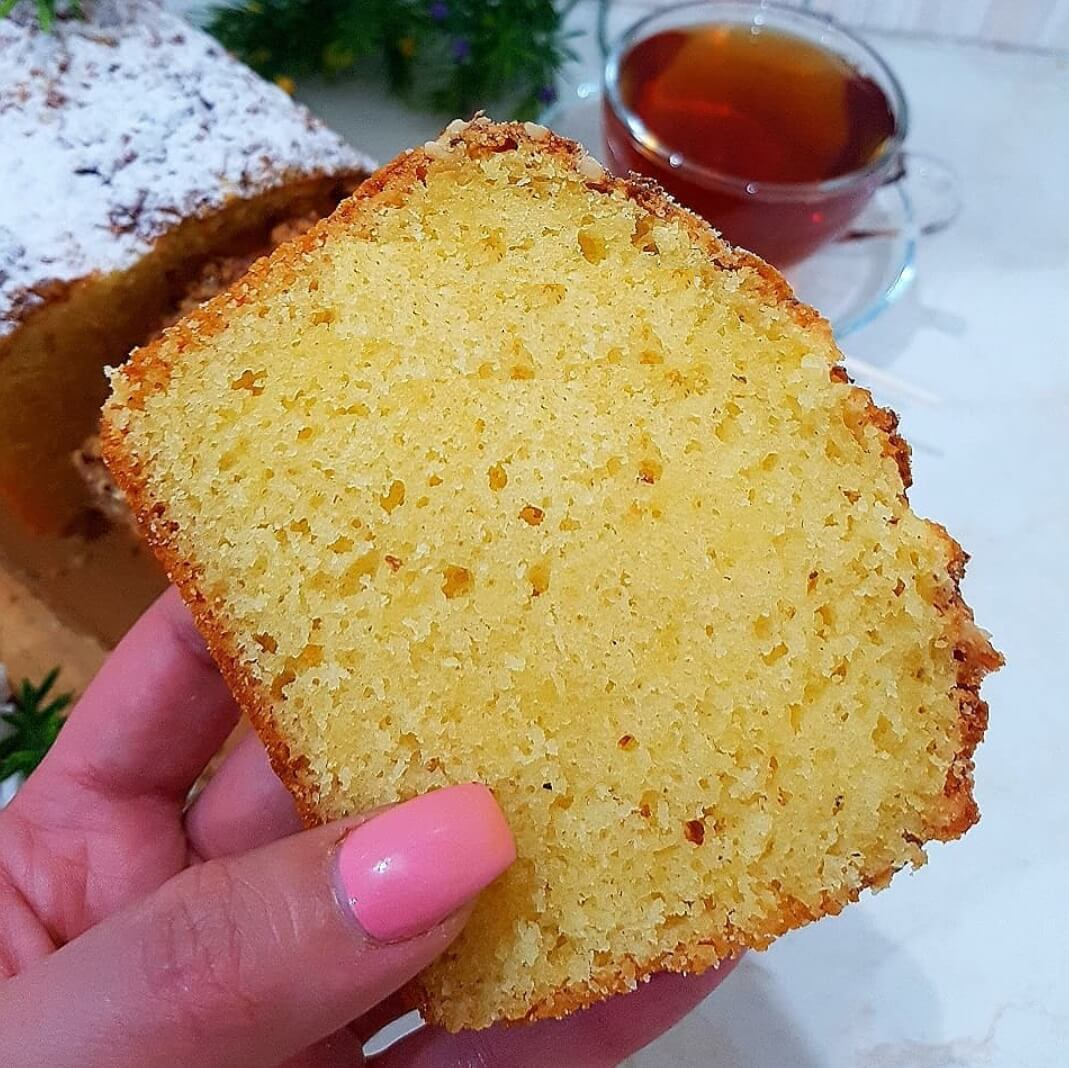 دستور پخت کیک ماست