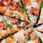 طرز تهیه پیتزا میگو ایتالیایی