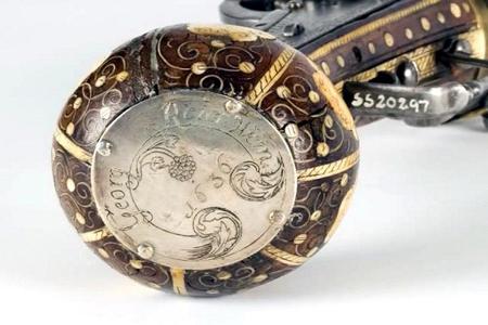 قدیمی ترین هفت تیر دنیا, تاریخ و تمدن