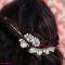 آموزش درست کردن تاج مو عروس و گیر مو