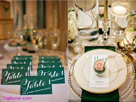زیباترین ترکیب رنگ های جشن عروسی, راهنمای برگزاری جشن عروسی