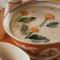 تزیینات سوپ جو با شیر