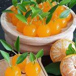 طرز تهیه ژله با آب پرتقال، خوشمزه و دلچسب