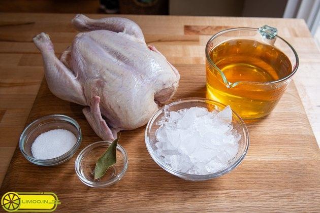 دستور پخت مرغ سوخاری
