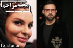 تصاویر همسر دوم هومن سیدی در جشنواره فیلم فجر