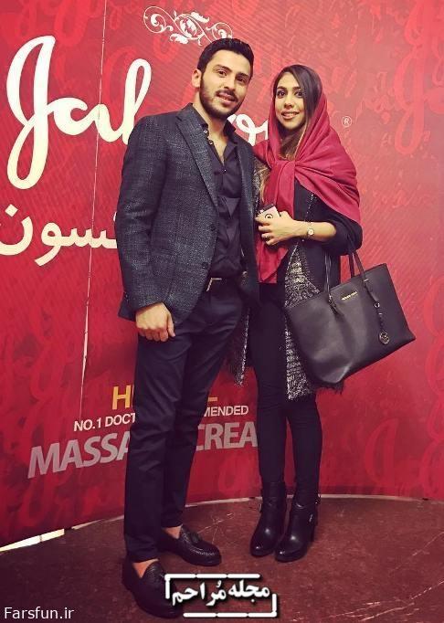 تصاویر جدید دختر و داماد عابدزاده
